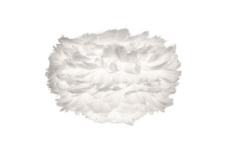 Vita Eos mini - hvit lampeskjerm