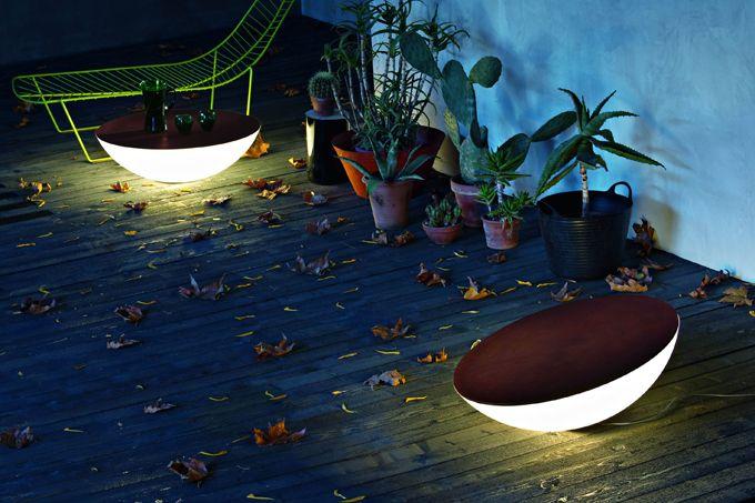 'Solar' indoor & outdoor light by Jean Marie Massaud for Foscarini.