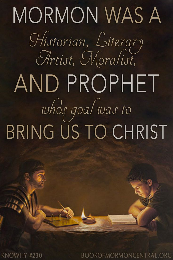 So read the book he put together for you to come to your Savior!