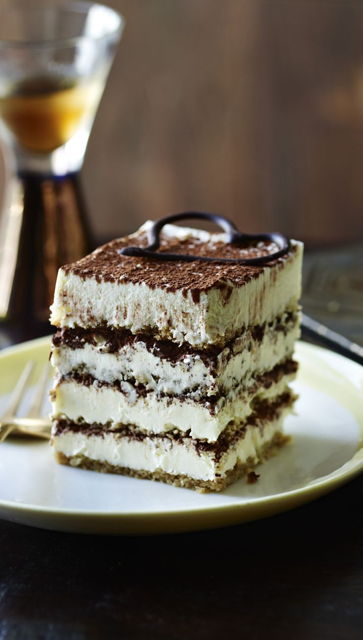 Like Mary Berry herself, this cake version of tiramisu is elegant, generous and very sweet