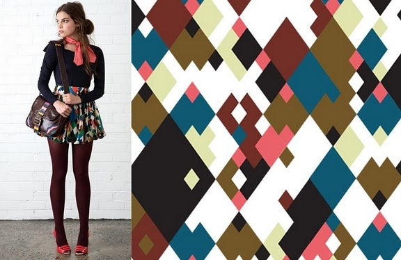 designer: beci orpin, pattern: gorman