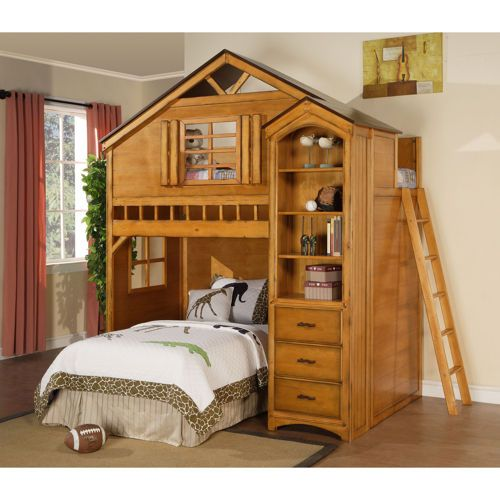 Treehouse Loft Bed From Costco Maija Would Be Thrilled
