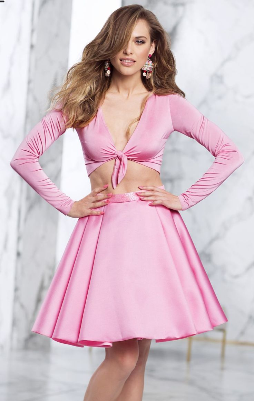 162 mejores imágenes sobre DRESS 20 en Pinterest | Encaje, Rosa y Luces