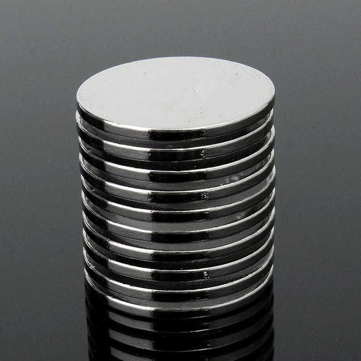 10ピース25ミリメートルx 2ミリメートルn35強力なラウンド希土類ネオジム磁石マグネット円形磁石永久磁石