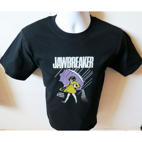 Jawbreaker t shirt Morton Salt Girl Color | available www ... |Morton Salt Jawbreaker