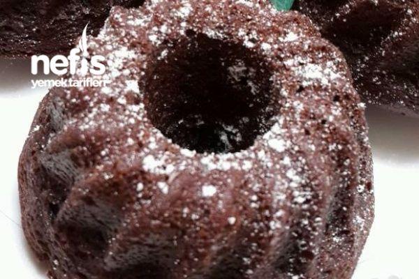 1 Ölçülü Kakaolu Kek
