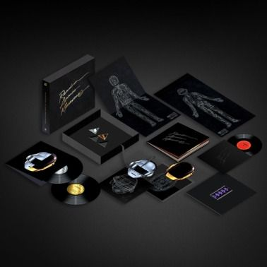 Random Access Memories - Deluxe Box Set Edition https://www.myplaydirect.com/daft-punk/random-access-memories-deluxe-box-set-edition/details/28918979?cid=social-pinterest-m2social-product&current_country=US&ref=share&utm_campaign=m2social&utm_content=product&utm_medium=social&utm_source=pinterest $275.00