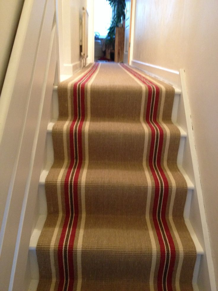 Our Stair Runner For The Home Home Decor Painted