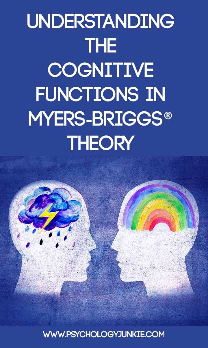 The 8 Cognitive Functions:  excellent explanation by Susan Storm!  #MBTI  #Personality Type #Theory