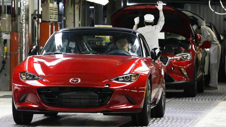 Pricing info has been released for the 2016 Mazda MX-5 Miata!