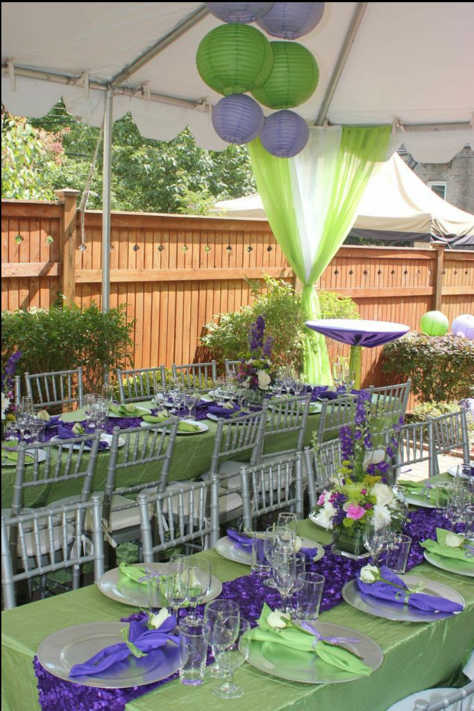 1000 Ideas About Party Tent Decorations On Pinterest