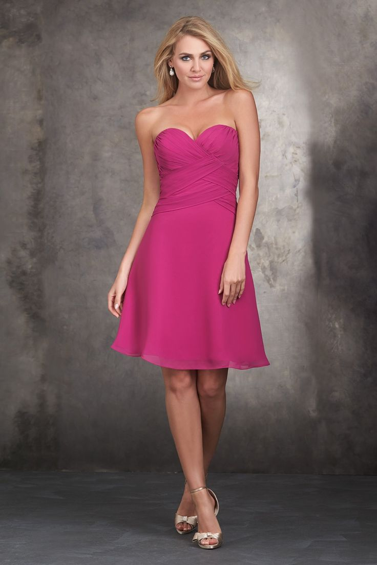 Mejores 75 o más imágenes de Allure Bridesmaid Dresses | Free ...