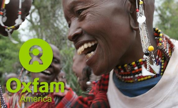 Oxfam America: International Women's Day