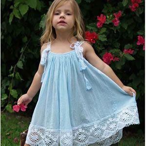 love the colour  lace detail on this tea princess crushed babydoll dress