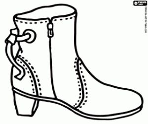 High Heel Shoes Coloring Pages - Bing Images