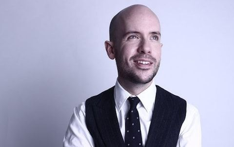 "Tom Allen - ""I came from a very musical family, even the sewing machine's a Singer"""