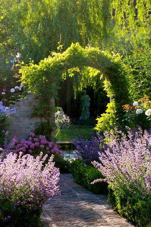 Secret Garden Path from Pinterest