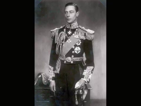 HM King George VI - Coronation Day Speech - 12 May 1937 (The real King's...