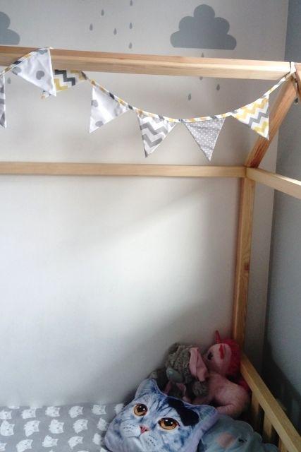 Girlandy do pokoju dziecięcego i nie tylko... ~ Smak szycia