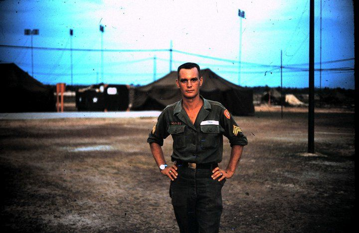 My Dad Vietnam War Era 1955-1975