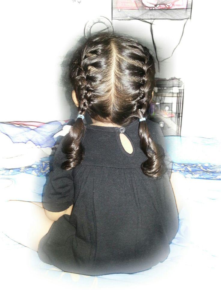 #hairdo #kidshairstyle #qeishairdo #kidshair #kepang #hairbraid