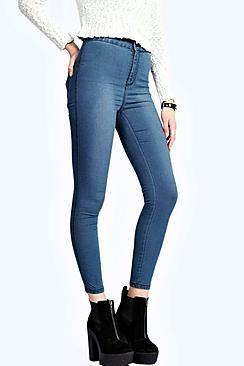 Lara Skinny Tube Jeans