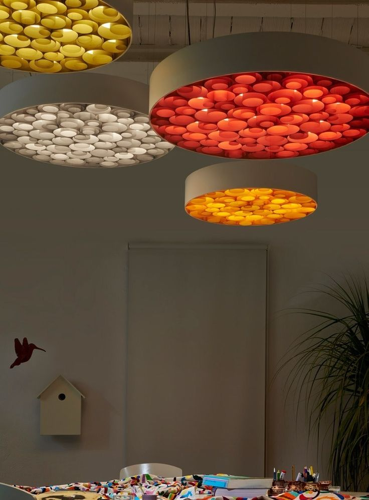 Polywood® pendant #lamp SPIRO S by LZF | #design Remedios Simón @lzflamps