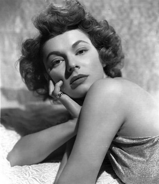 Ruth Roman - Actress. Cremated, Ashes scattered at sea.