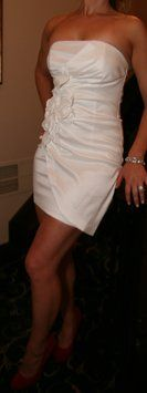 Jessica McClintock Wedding Dress $75