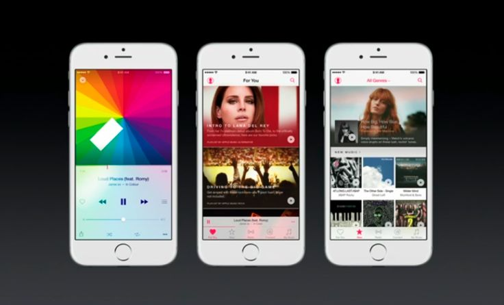 Spotify, Rdio, & Pandora offer mixed reactions to Apple Music announcement