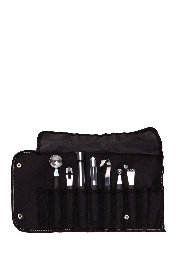 Garnishing Black Tool 8-Piece Set | HauteLook