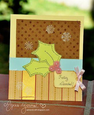 Feliz navidad -card- | Agus Yornet Blog