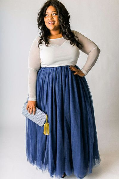 Plus Size Clothing for Women - Sheer Sleeve Crop Top - White (Sizes 14 - 20) - Society+ - Society Plus - Buy Online Now!