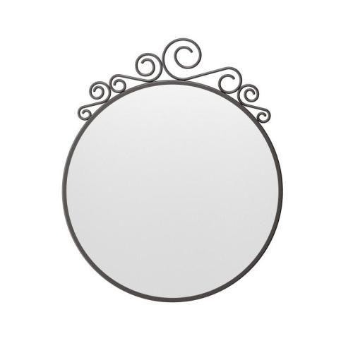 EKNE Καθρέφτης €13,99 Η τιμή αναφέρεται στο συγκεκριμένο προϊόν 50193138  Πλευρά πλαισίου/ Σύρμα: Ατσάλι, Επένδυση με σκόνη επο Διαστάσεις προϊόντος Πλάτος 50 cm Διάμετρος 50 cm Ύψος 60 cm