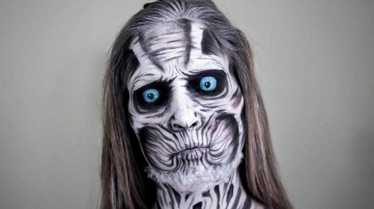 Maquillaje Extremo: mira estas fotos terrorificas - Taringa!