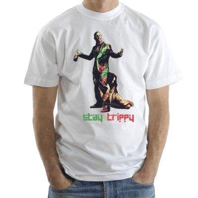 Juicy J Stay Trippy мъжка тениска Stedman с къс ръкав