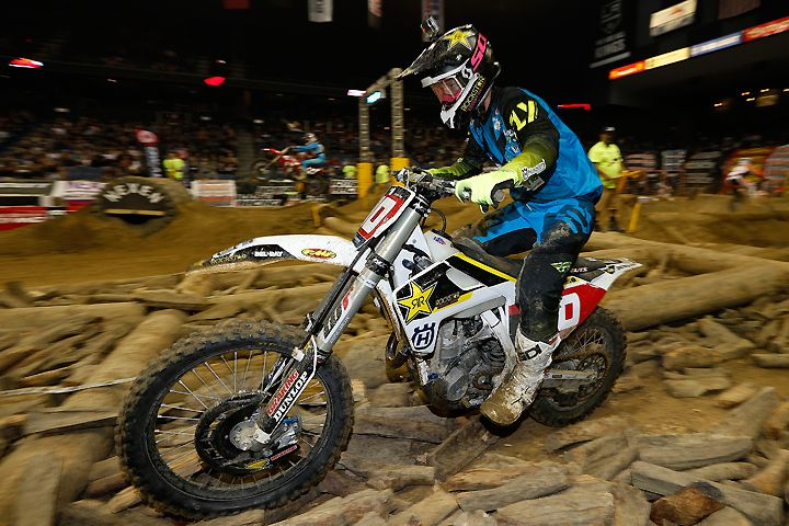 Husqvarna Returns as 2017 AMA EnduroCross Partner    Husqvarna is not only back to defend its championship title with Colton Haaker, it is also pouring contingency money into the 2017 AMA EnduroCross Series.