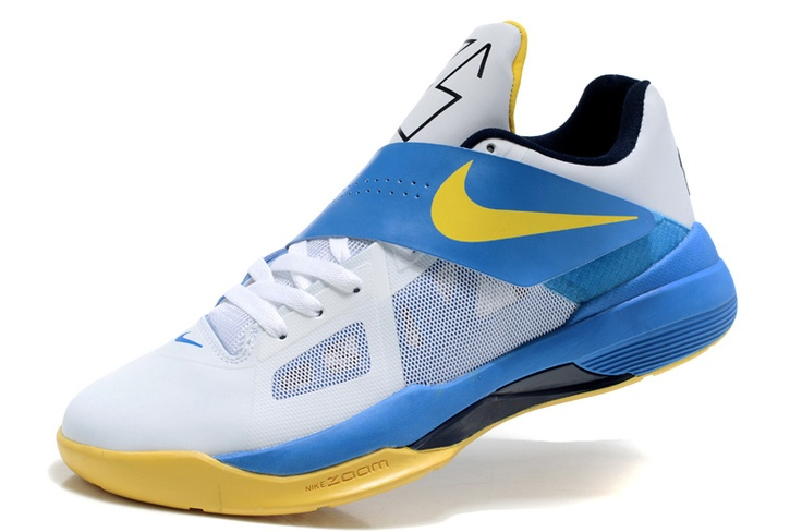 kevin durant shoes | Buy Nike Kevin Durant Shoes 2012 White Yellow Kevin  Durant Shoes 2012