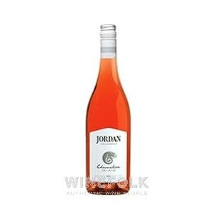 JORDAN CHAMELEON 2012  Plummy Merlot combined with summer-berry flavours of Shiraz add complexity to this dry fruity rose.