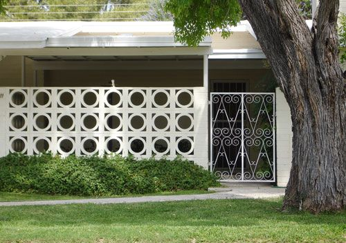 Decorative Concrete Blocks | Finding Mid-Century