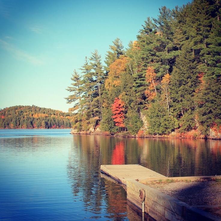 Stormy Lake. Restoule Provincial Park. @J M Parks