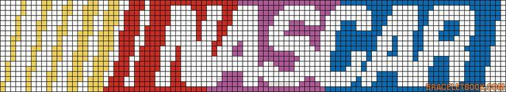 Alpha Pattern #8641 added by bubblegum