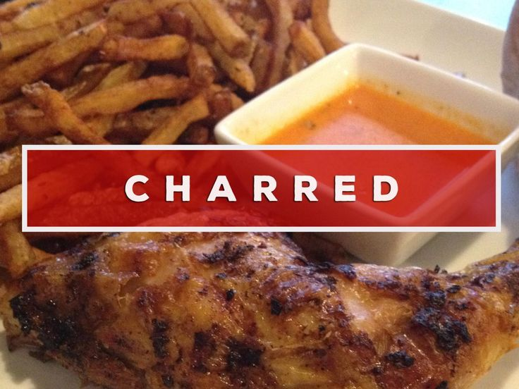 Charred is located on James Street North and is one of the many known local spots in Hamilton. I knew the space was small but I was hoping we wouldn't have to wait too long. Luckily, there was one ...