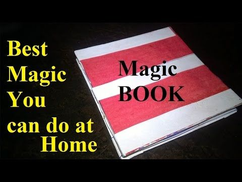Best magic you can do at home. Learn How to do magic at home. Greeting C...