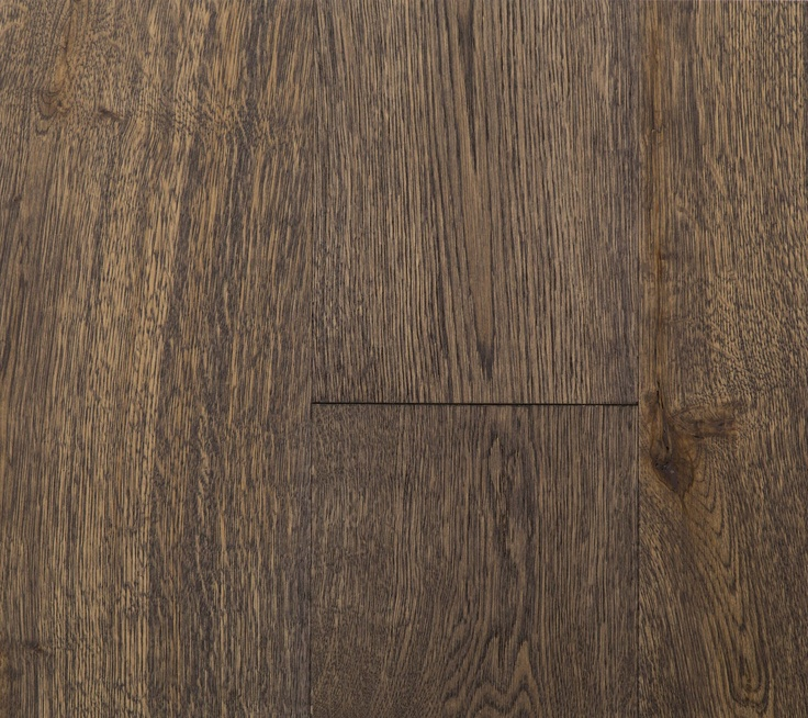 White Oak Wire Brushed Gotham UV Oil by Vintage Hardwood Flooring #hardwood #hardwoodflooring #whiteoak #wirebrushed