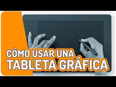 Cómo se usa una tableta gráfica Wacom Intuos | Review por Nekodificador - YouTube
