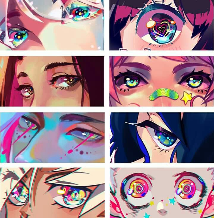 Try This Pin Anime Eye Drawing Eye Art Pretty Art