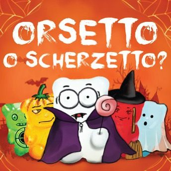 Orsetto o scherzetto? :D I miei Gnummy (ed io!) vi auguriamo una notte di Halloween magica e spassosa.  #halloween #gnummy #oct #october #31 #scary #spooky #boo #scared #costume #ghost #pumpkin #pumpkins  #carving #candy #orange #jackolantern #creepy #fall #trickortreat #trick #treat #instagood #party #holiday #celebrate #bestoftheday #hauntedhouse #haunted