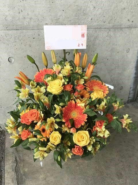 欅坂46様 & 乃木坂46様へ! 個別握手会@幕張メッセへの祝花