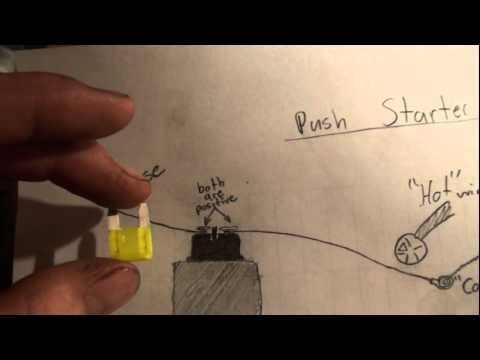 23 best jim bailey's 1969 coupe deville cadillac images on pinterest 1993 cadillac deville wiring diagram how to wire a push starter (very easy) youtube